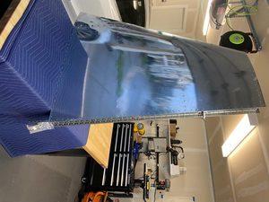 header image for Vertical stabilizer complete