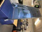 Vertical stabilizer complete