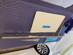 header image for Rudder spar