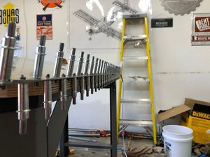 header image for Log: Rudder setting trailing edge / Horizontal Stab beginning steps