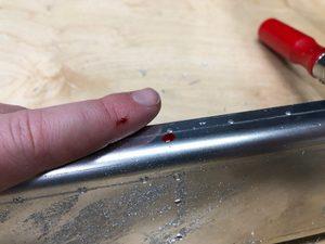 header image for Log: Horizontal Stabilizer - Work on spar and spar caps