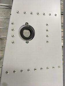 header image for Wing rib 1 rivetting