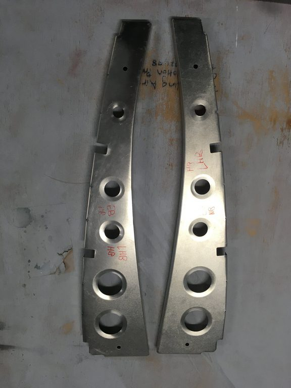header image for Wing rib 12 drill out missing holes