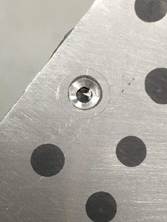 header image for Test of 4.8x10mm grip in thin EZ-Weld layer
