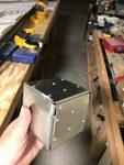 Practice Aluminum Mini fuel tank