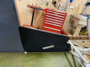 header image for Kydex, Instrument Panel Mock-up