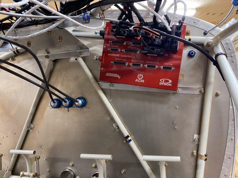 header image for CHT/EGT wiring loom