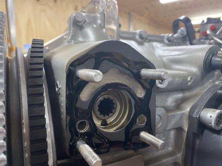 header image for Prop governor studs, Fuel sight gauge