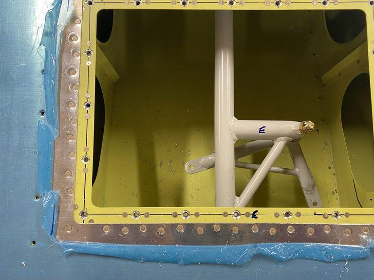 header image for Inspection frames, Nutplates