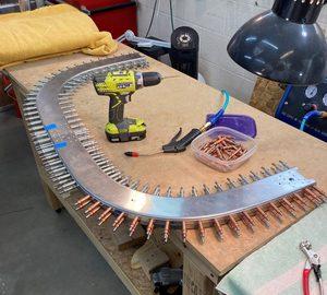 header image for Roll Bar Buildup