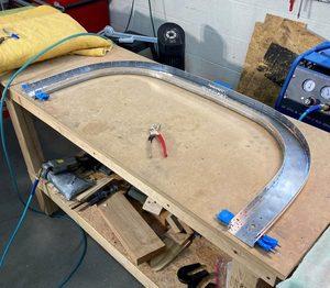 header image for Roll Bar Riveting